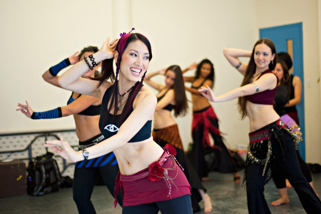 Belly Dancing for Weight Loss