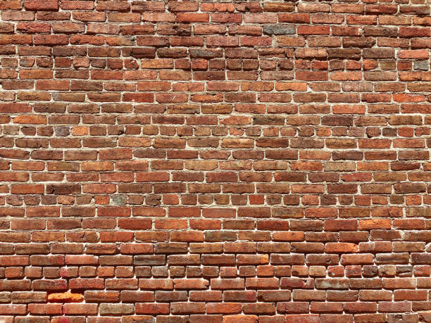 block wall leaning
